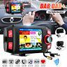 "2.4"" DAB Digital FM Radio Receiver Adapter Bluetooth Player Handsfree In-car"