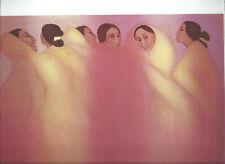 "R.C.Gorman Print ""Secrets"" Southwest Art-11 x 14"