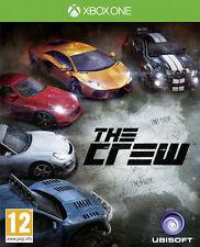 XBOX ONE The Crew Microsoft Renn Spiel Racing Auto Rennen OVP deutsch komplett