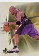 Vince Carter 2000-01 Upper Deck SP Authentic A4 Toronto Raptors