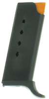 AMT Backup 380 Magazine Back Up Mag .380 Auto 5 Round RD Blued Steel Clip