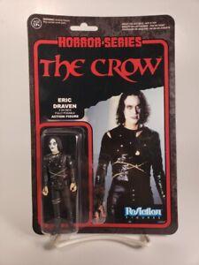 The CROW - Eric Draven ReAction Horror Series Retro Action Figure Super 7 Funko