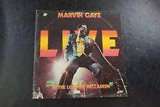Marvin Gaye Live At The London Palladium NM LP