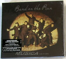 PAUL McCARTNEY & WINGS - BAND ON THE RUN - 25th Lim.Ed.Anniversary 2 CD Sealed