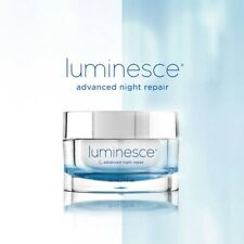LUMINESCE NIGHT REPAIR Cream with antioxidants and hydrating ingredients.