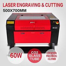 CO2 Machine Laser à Graver 60w Engraving Engraver Machine U-Flash DSP contrôle