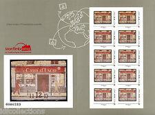 Collector carré d'encre 11/12/13 imprimé en très faible quantité
