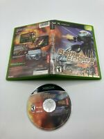 Microsoft Xbox Disc No Manual Tested Battle Engine: Aquila Ships Fast