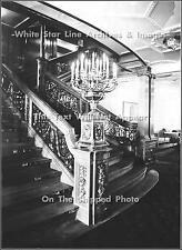 Photo: Titanic Interior: The  Main Grand Stairway - Level 3
