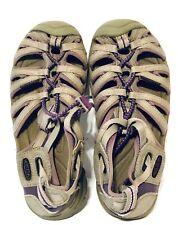 Kids Keen Size 2 Purple Gray Water Friendly Sport Sandals EU 34, CM 21, UK 1