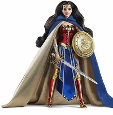 SDCC 2016 Mattel Barbie Amazon Princess Wonder Woman Doll - Gal Gadot 2017