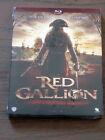 BLURAY : RED GALLION la légende du corsaire rouge - NEUF SOUS BLISTER et Foureau