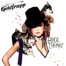 GOLDFRAPP Black Cherry CD BRAND NEW