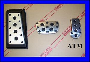 Lexus IS250 IS350 ISF (2006-2013) OEM Genuine Auto Trans SPORT PEDALS PEDAL SET