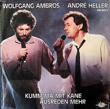 Single / WOLFGANG AMBROS & ANDRE HELLER / PROMO / AUSTRIA / RARITÄT /