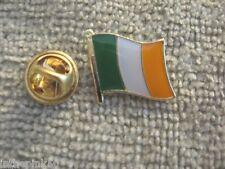Ireland Flag Lapel Pin Irish Tri/Color Flag Celtic AOH LAOH