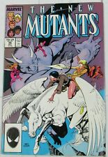 The New Mutants #56 Oct. 1987, Marvel Comics