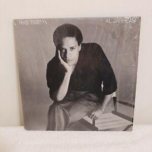 Al Jarreau, This Time ORIGINAL 1980 LP Vinyl Warner Bros. BSK3434 - 1980 TESTED