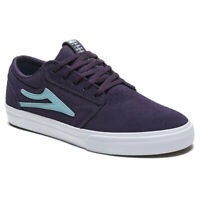 Lakai Skateboard Shoes Griffin Eggplant Suede