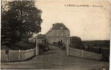 CPA   Cressy-sur-Somme - Chancerot  (514534)