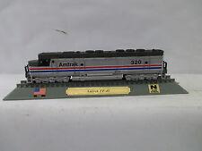 """del prado Spur N Diesellok Amtrak FP-45 """"Standmodell""""  FW167"""