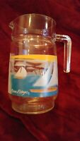 Collectors Beau Rivage Casino Collectors Glass Pitcher