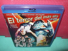 EL TERROR DEL MAS ALLA - CAHN - BLU-RAY -