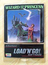 Wizard & Princess by Load'N'Go Sierra On-Line Apple II+,IIe,IIc,IIgs 1985