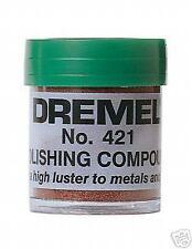 DREMEL 421 ROTARY MULTI TOOL METAL / PLASTIC POLISHING COMPOUND
