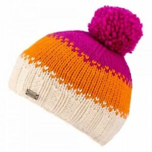 Kusan Striped Wool Bobble Beanie £24.99 now £16.50