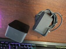 Pair Of HTC Vive Base Stations (Sensors / Lighthouses) & Power Cables
