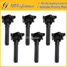 OEM Quality Ignition Coil 6PCS Intrepid 300M Concorde LHS Pacifica Prowler V6