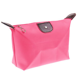 Womens Travel Makeup Case Toiletry Wash Storage Pouch Cosmetic Bags Organizer