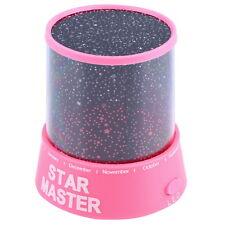 Auto Rotating with Music Sky Star Night Light Romantic LED Projector Lamp XP