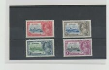 ST. HELENA STAMPS. SG124-127, M/M CAT £35.00.