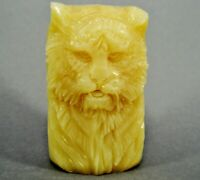 TIGER SILICONE  MOLD SOAP PLASTER RESIN CLAY MOULD CAT