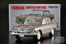 [TOMICA LIMITED VINTAGE LV-174b 1/64] PRINCE GLORIA SUPER 6 1963 (Brown)