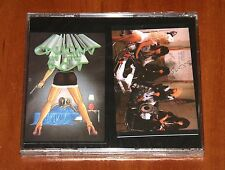 CAUGHT IN THE ACT & SCARLET FEVER CD *RARE* METAL AVANT GARDE PART C VOL 16 New