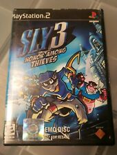 Sly 3 Honor Among Thieves: Demo Disc for Playstation 2 - USED