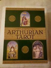 🔥The Complete Arthurian Tarot by John Matthews and Caitlín Matthews 2015 Kit🔥
