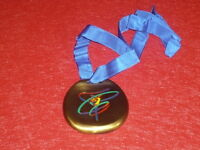 [Coll. Jean DOMARD SPORTS] BRONZE WORLD CHAMPIONSHIP GYMNASTIQUE GRS PARIS 1994