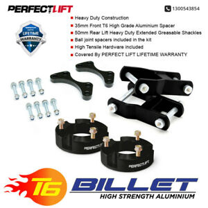 """Fits Holden Colorado RG 2012 On 3"""" Front & 2"""" Rear Lift Kit+Ball Joint Spacers"""