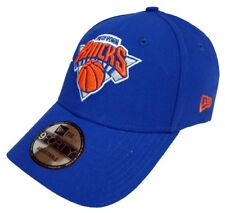 New Era New York KNICKS The Ligue 9Forty casquette bleu réglable NBA HOMME NEUF