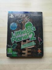 Little Big Planet 2 Limited Edition Steelbook  Playstation 3  Sony ps3 PAL