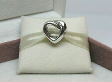 New w/Box Pandora Knotted Heart Sterling Silver Charm 798081 2019 Mother's Day