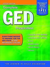 Complete GED Preparation For GED Test Exam