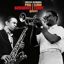 Paul Gonsalves & Terry Quartet Clark - Complete Recordings [New CD] Spain - Impo
