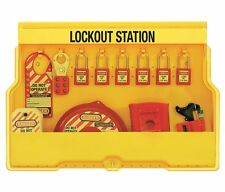 MASTER-LOCK Component Valve Deluxe Lockout Station S1850V410 !79A!