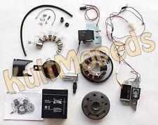 Vape 3 Zündung Gel Akku Lichtmaschine 12V 35W pass f Simson S50 S51 S53 S70 100W
