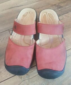 Keen Ladies Sandals Mules size UK 6 closed toe